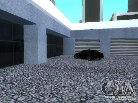 Concessionária BMW em San Fierro para GTA San Andreas segunda tela