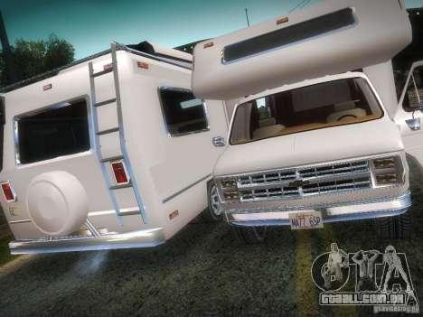 Journey para GTA San Andreas vista interior