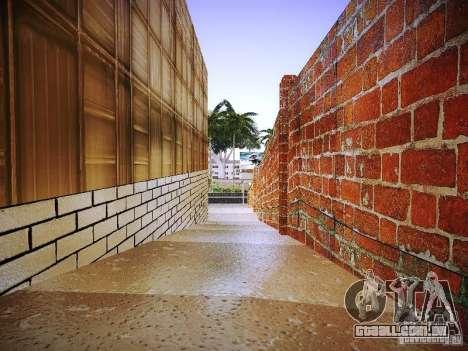 O novo hospital de Los Santos para GTA San Andreas quinto tela