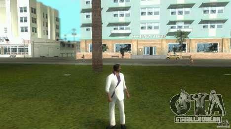 Alterar o Player pele para GTA Vice City segunda tela