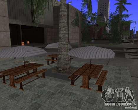 Novos padrões de lazer para GTA San Andreas