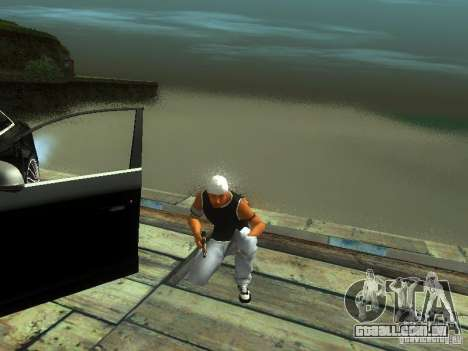 Menino no FBI 2 para GTA San Andreas por diante tela