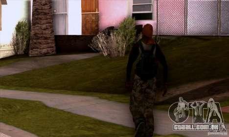 Pirata para GTA San Andreas terceira tela
