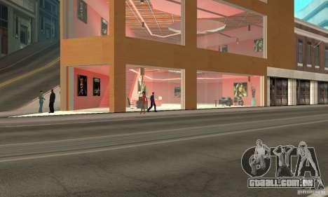 Otto Sport Car para GTA San Andreas