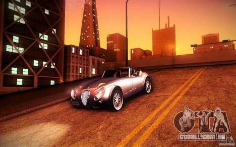 Wiesmann MF3 Roadster para vista lateral GTA San Andreas