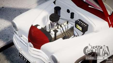 GÁS M20V vitória v. 1.0 para GTA 4 vista direita
