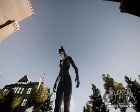 Catwoman v2.0 para GTA 4 quinto tela