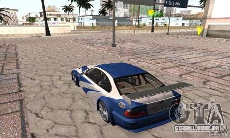 New Groove by hanan2106 para GTA San Andreas sétima tela