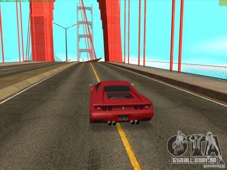 Ponte Takomskij (Tacoma Narrows Bridge) para GTA San Andreas terceira tela