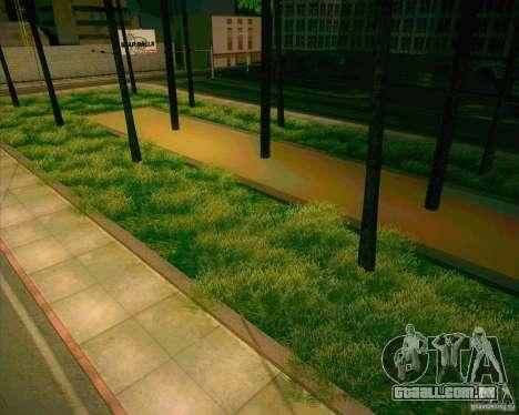 Novas texturas, Hospital Geral de todos os Santo para GTA San Andreas terceira tela