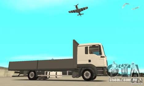MAN TGL para GTA San Andreas