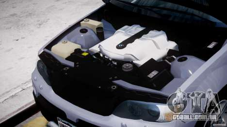 BMW X5 E53 v1.3 para GTA 4 vista interior