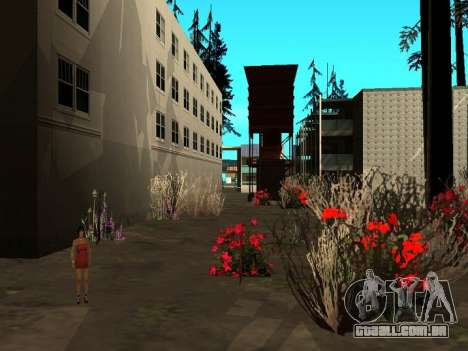 La Villa De La Noche v 1.0 para GTA San Andreas segunda tela