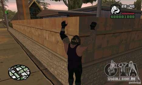O coveiro da Smackdown 2 para GTA San Andreas quinto tela