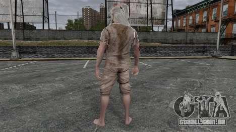 Geralt de Rivia v6 para GTA 4 terceira tela
