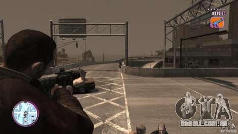 VC estilo Radar/HUD (2 capas) para GTA 4 sexto tela
