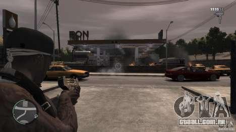 50 Cent para GTA 4 por diante tela
