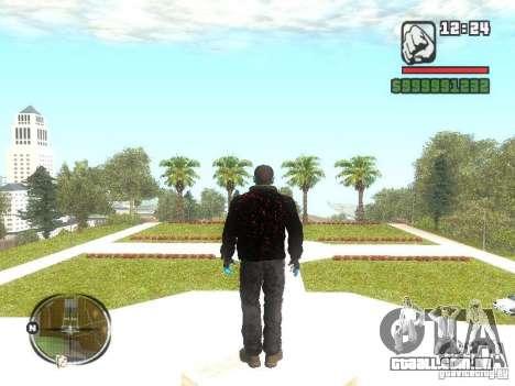 Niko Avatar para GTA San Andreas segunda tela