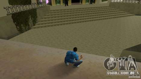 Novas texturas Malibu Club para GTA Vice City