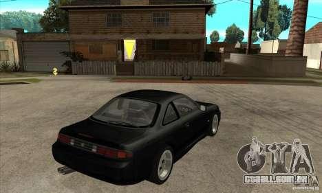 RODrifter Nissan Silvia S14 para GTA San Andreas vista direita