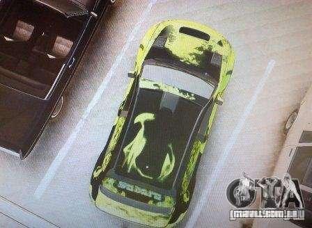 Subaru Impreza WRX para GTA 4 traseira esquerda vista