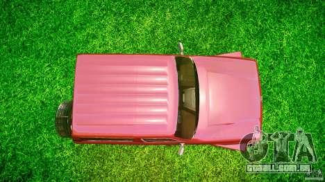 Toyota Land Cruiser 4.5 V2 para GTA 4 vista direita