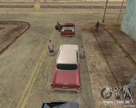 More Hostile Gangs 1.0 para GTA San Andreas terceira tela
