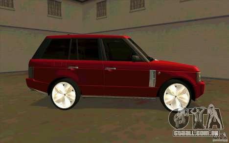 SPC Wheel Pack para GTA San Andreas segunda tela