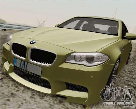 New Carcols para GTA San Andreas sexta tela