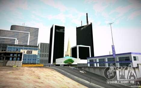 ENB Black Edition para GTA San Andreas segunda tela