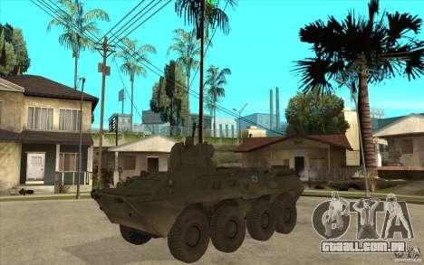 APCS de COD MW2 para GTA San Andreas