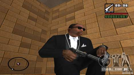 Montagem de HD para GTA San Andreas terceira tela