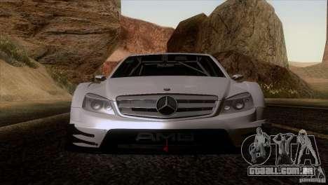 Mercedes Benz C-Class Touring 2008 para GTA San Andreas vista direita