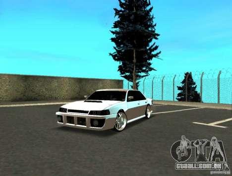 Azik Sultan para GTA San Andreas esquerda vista