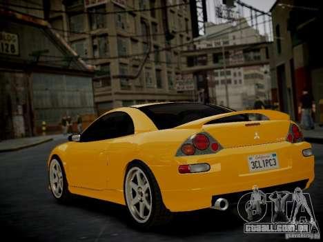 Mitsubishi Eclipse GT-S v1.0 para GTA 4 esquerda vista