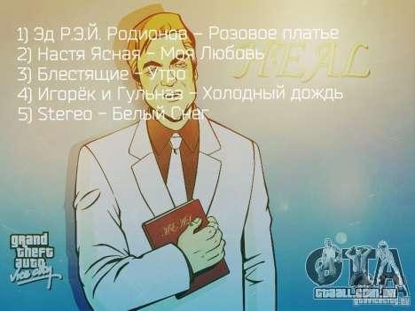Rádio popsa por BuTeK para GTA Vice City segunda tela