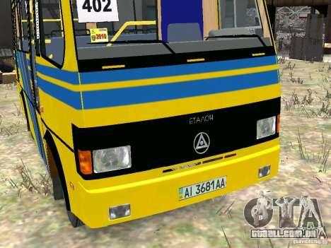 BASES-079.14 padrão para GTA 4 vista superior
