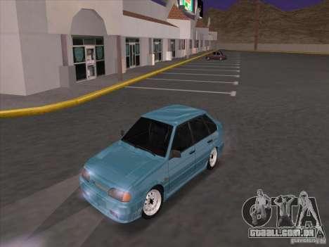 ВАЗ 2114 Casino para GTA San Andreas