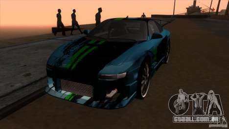 Toyota MR2 Drift para GTA San Andreas
