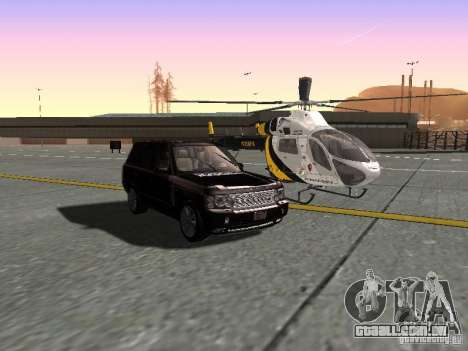 ENB Series by JudasVladislav v2.1 para GTA San Andreas sexta tela