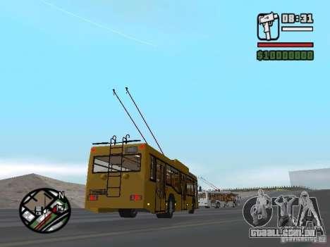 6235 Svarz para GTA San Andreas vista direita