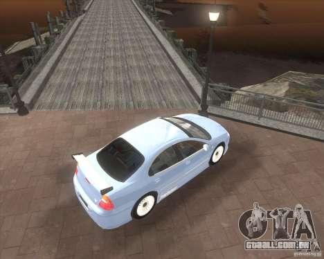 Chrysler 300M tuning para GTA San Andreas esquerda vista