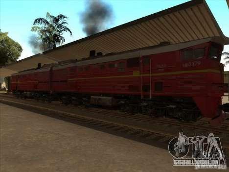 2te10v-4833 para vista lateral GTA San Andreas
