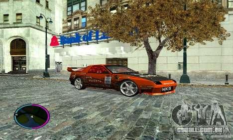 Mazda RX-7 FC for Drag para GTA San Andreas