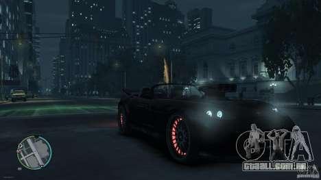 Red Neon  Banshee para GTA 4