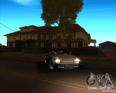 LADA 2170 Lambo para GTA San Andreas