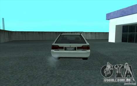 Lingote de GTA 4 para GTA San Andreas vista direita