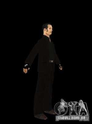 Skinpak Yakuza para GTA San Andreas segunda tela