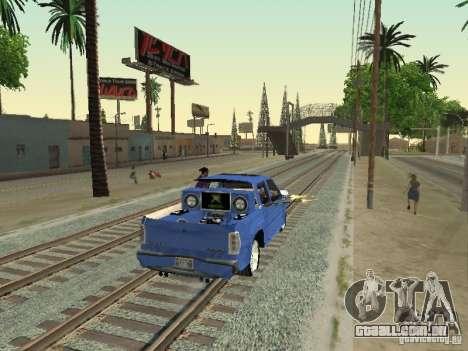 Ballas 4 Life para GTA San Andreas quinto tela