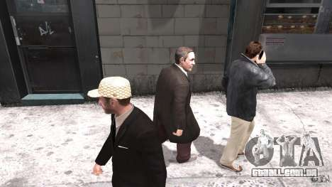 Gucci cap para GTA 4 segundo screenshot